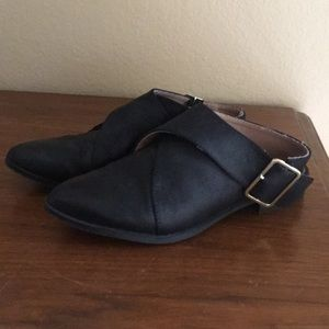 Tuxedo Black Shoes Size 7, dupe for Free People